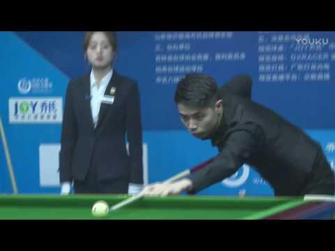 Li Heng VS Chen Dongdong - World Chinese 8 Ball Masters Tour 2017-2018 Stop 1 Linyi