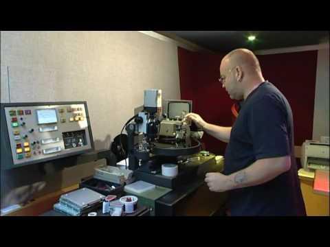 Abbey Road - Vinyl Cutting