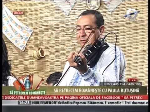 Paula Butusina - Colaj muzica populara LIVE 2015 - Sa petrecem romaneste