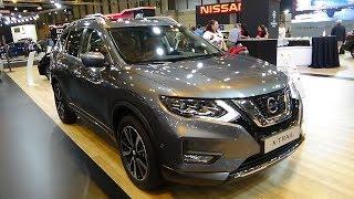 2018 Nissan X-Trail dCi 177 X-Tronic 4x4-i Tekna - Exterior and Interior - Salon Madrid Auto 2018
