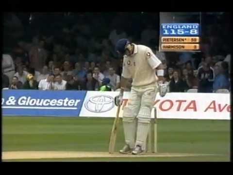 Kevin Pietersen vs Glenn Mcgrath