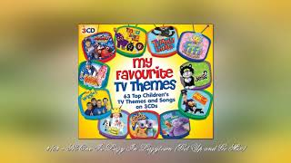 03 No One Is Lazy In Lazytown Get Up And Go Mix My Favourite TV Themes Deluxe Version