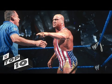 Kurt Angle annihilates everybody: WWE Top 10, Nov. 4, 2017