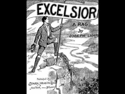 Excelsior Rag Joseph Lamb 1916