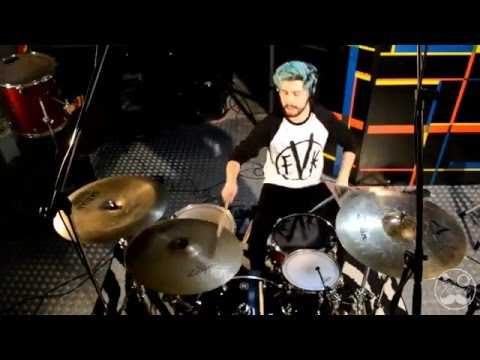 Fall Out Boy - Irresistible ( drum cover) -