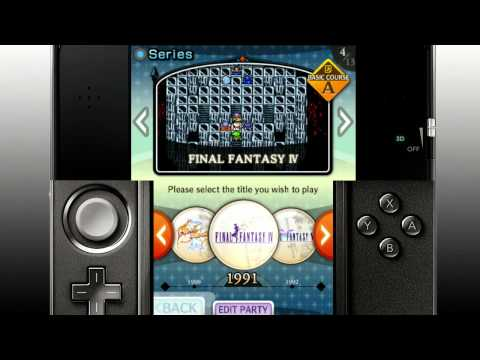 Theatrhythm Final Fantasy: Giant Bomb Quick Look