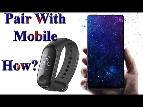 How to pair MI Band 3 with Mobile phone in Hindi | MI Band ko kisi aur  mobile se connect kaise kare