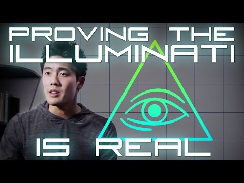Thumbnail: Proving the Illuminati is Real!