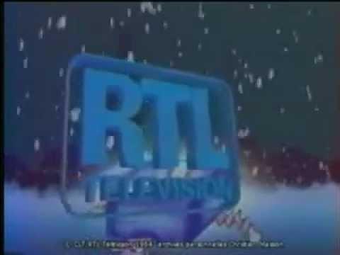RTL TELEVISION Jingle noel 1987 -1989