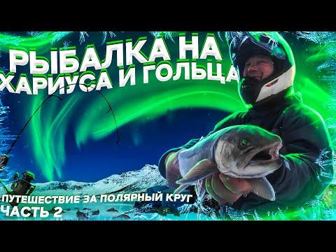 Рыбалка за полярным кругом. Часть вторая