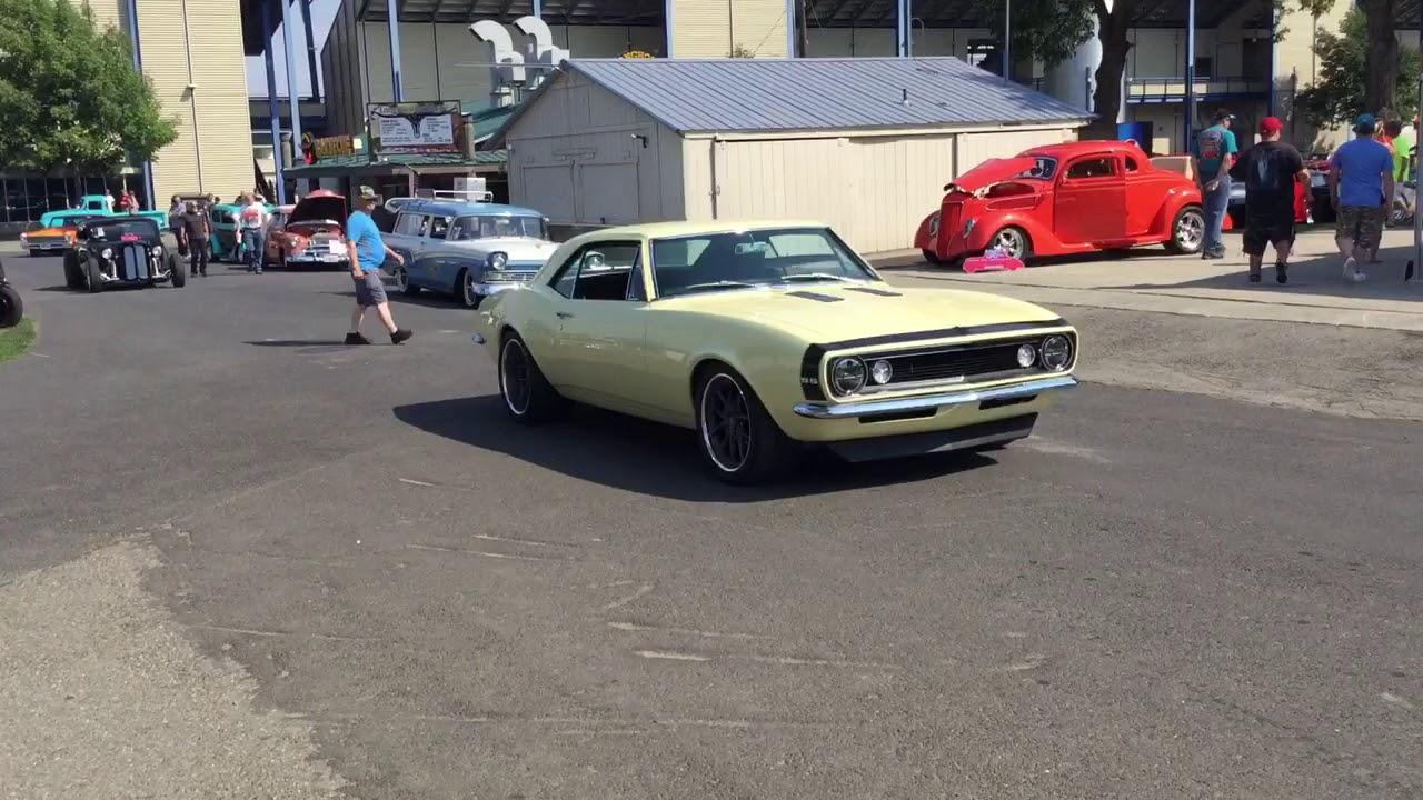Good Guys Spokane 2017 Cruising Cars - YouTube