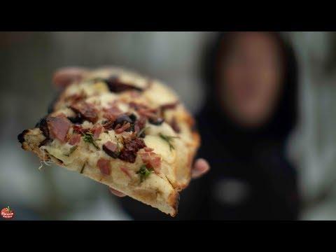 BEST BUSHCRAFT PIZZA FROM SCRATCH