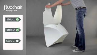 Flux Chair Folding Instructional Video