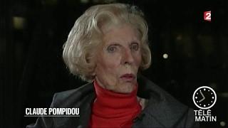 Carré Vip - Madame Pompidou raconte Pompidou