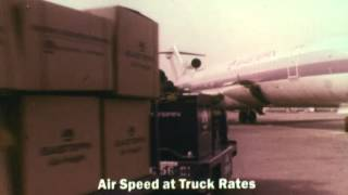 Eastern Airlines Freight TV Spot