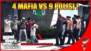 GTA V RolePlay (3) - ABIS RAMPOK TERUS PARTY wakwakwak