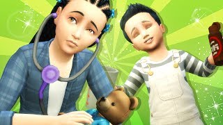 The Sims 4: Parenthood - (Gameplay)