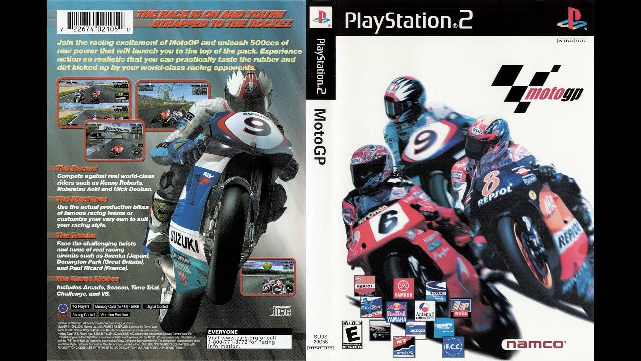 [PS2] MotoGP Gameplay [PCSX2][1080p] HD - YouTube
