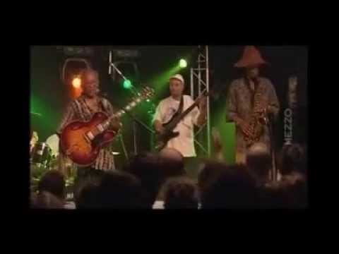 Ernest Ranglin Quintet Paris 2002 by Chazz