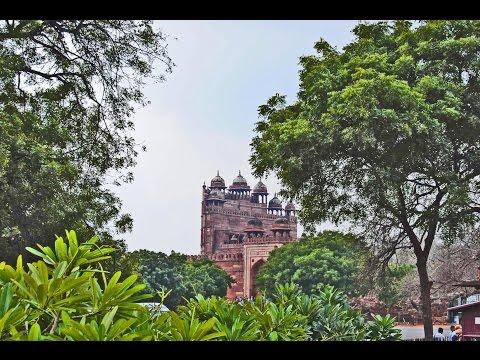 Grandiosa India -Fatehpur Sikri - Patrimonio de la Humanidad- Agra -