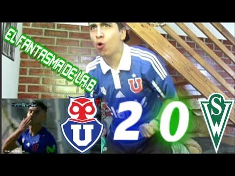 Reaccion U.de Chile 2 vs Wanderers 0 | 22/04/2017 | la U no se rinde!!!!