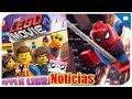 NOTICIAS: BRICKHEADZ CANELADOS? - NUEVO personaje de LEGO Movie 2 - NUEVA serie para LEGO Marvel?