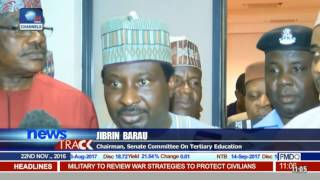 ASUU Strike: Senate Meets With Officials