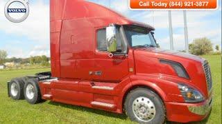 Volvo truck dealer | Volvo trucks for sale | Call (844) 921-3877