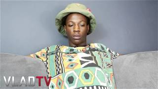 Joey Bada$$ Discusses Lupe's Backpack Rapper Comment