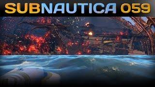 Subnautica [059] [Auf zum abgestürzten Raumschiff] [Let