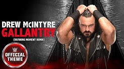 Drew McIntyre - Gallantry (Defining Moment Remix)
