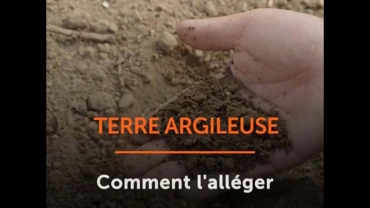 Quoi Planter Dans Une Terre Argileuse alléger une terre argileuse - ooreka.fr