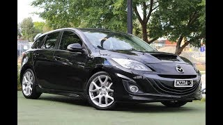 B7622 - 2012 Mazda 3 MPS BL Series 2 Manual Walkaround Video