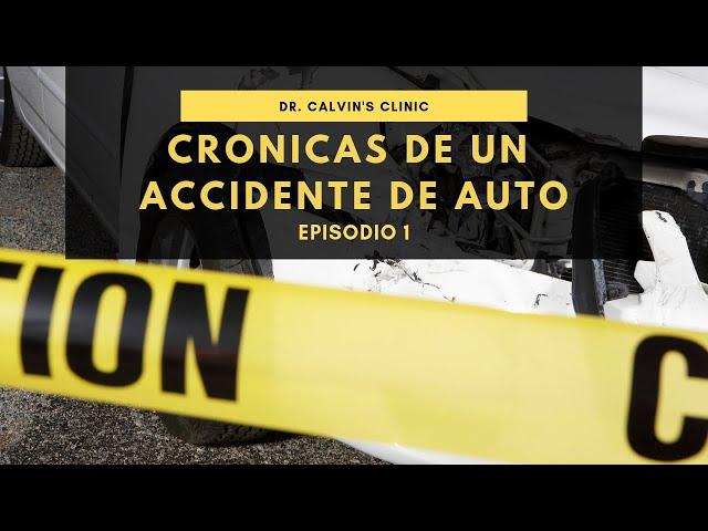 ¿Qué hacer después de un accidente de auto?