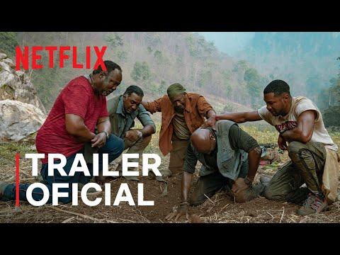 Destacamento Blood   Trailer oficial   Netflix