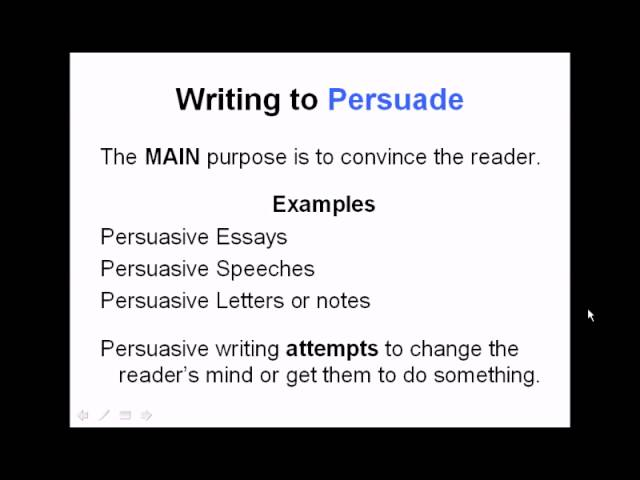 author s purpose lessons teach author s purpose and modes of writing common core reading skills video