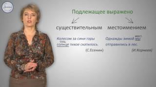 Уроки русского языка 3