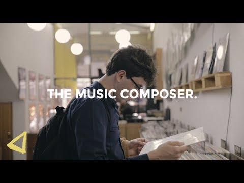 I met a stranger on the street He was a music composer