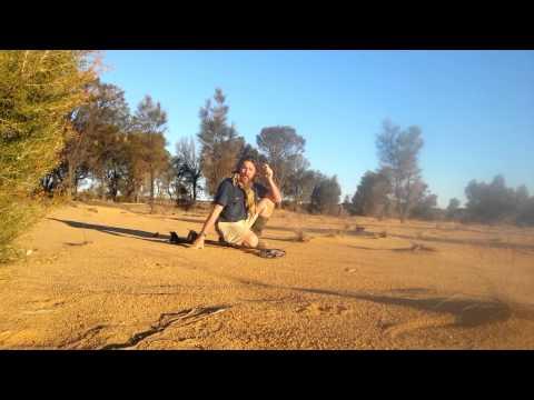 LostTreasure.com.au Billy Aussie Amateur Treasure  Relic  Meteorite Hunter Channel P