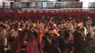 Garba Vidya Nagar Anand Navaratri - long clip