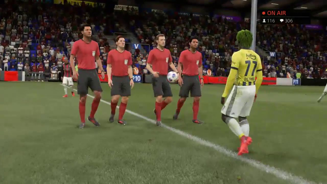 FIFA | 1907 Fenerbahçe Espor - PCS Esports  | VPL CHAMPIONS LEAGUE