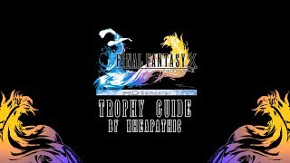 Final Fantasy X HD - Al Bhed Primers (Speaking in Tongues, Master Linguist Trophies)