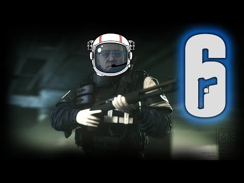 Rainbow Six Siege | Astronaut Voice Trolling!!