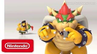 Nintendo Switch Parental Controls - Nintendo Switch Presentation 2017 Trailer