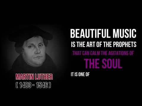 The Most Powerful || Martin Luther Quotes || The Beautiful Soul