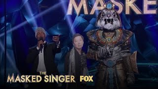 White Tiger Is Almost Twice As Tall As Ken | Season 3 Ep. 10 | THE MASKED SINGER