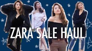 🎃ZARA減價購物分享 Zara Sale Haul  | Pumpkin Jenn🎃