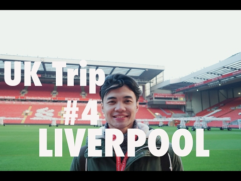 UK Trip #4 - Liverpool (The Beatles Story and Anfield Stadium Tour)