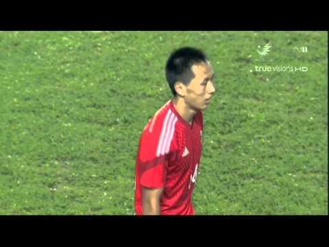 ฟุตบอล เอเชียนเกมส์ ครั้งที่17 ทีมชาติไทย 2-0 ทีมชาติจีน 25-09-2014