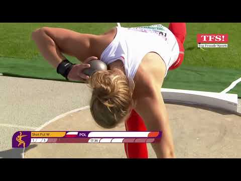 2017 - Shot Put - U23 European Athletics Championships Bydgoszcz